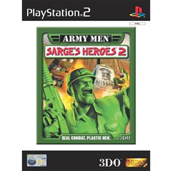Army Men: Sarge's Heroes 2 (PS2) USED